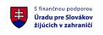 ÚSŽŽ - Úrad pre Slovákov žijúcich v zahraničí