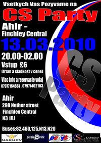 CS Party - Finchley Central