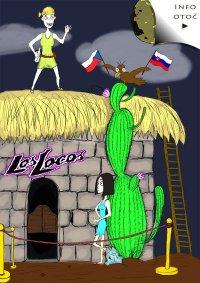 CS Easter Party Los Locos