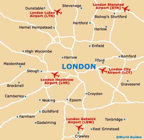 Zoznamka lokality South London